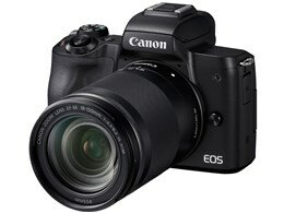 ◎◆ CANON EOS Kiss M EF-M18-150 IS STM レンズキット [ブラック] 【デジタル一眼カメラ】