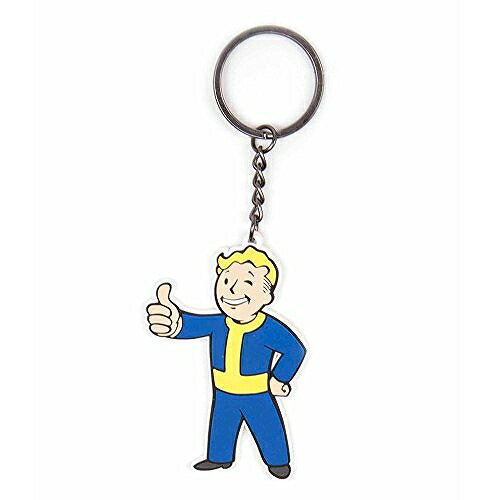Fallout 4 Vault Boy Thumbs Up Keychain (輸入版)画像