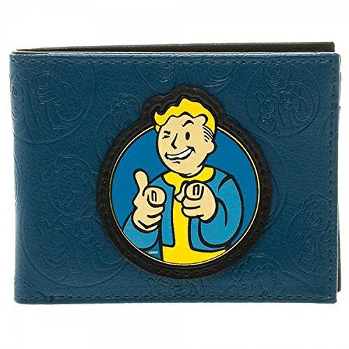 【キャッシュレス5%還元対象】Fallout 4 Vault 101 Wallet フォールアウト 4 ボールトウォレット財布 [並行輸入品]画像