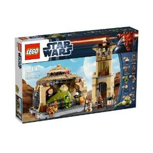 レゴ スター・ウォーズ ジャバの宮殿(TM) 9516【03P01Mar15】