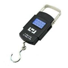 デジタル吊り下げ秤MAX 50kgs (デジタルスケール、計量器、吊りはかり)【P20Feb16】