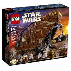 送料無料 レゴ LEGOスターウォーズ 75059 サンドクローラー【並行輸入品】  05P12Oct14