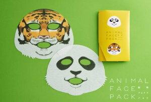 動物フェイスパック ANIMAL FACE PACK [売れ筋]【03P01Mar15】