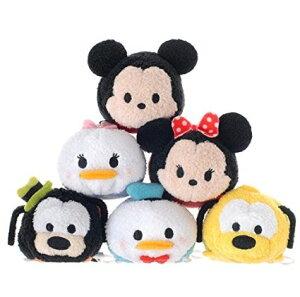【 ディズニー 公式 】 TSUM TSUM マイツムスターター セット1   ( Disney ぬいぐるみ ツ...