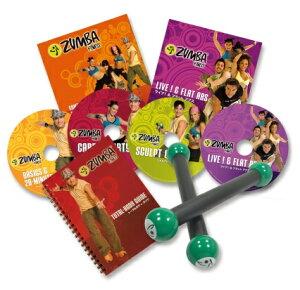 ZUMBA(ズンバ) DVDパーフェクトボディセット