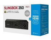 【300円引きクーポン配布中!1500円以上のお買い物で対象】Sling Media SLINGBOX 350 HDMIセットSMSBX1H121
