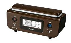 Pioneerデジタルコードレス機親機のみ1.9GHzDECT準拠方式チョコレートブラウンTF-FD31S-T