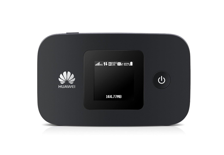 JAN:6901443041114 Huawei SIMフリー LTE対応 モバイルルーター Mobile WiFi E5377 ブラッHuawei...