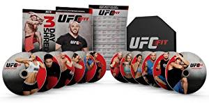 UFC Fit Workout DVD the Ultimate Weight Loss and Exercise Video (US-English) by UFC [並行輸入品]