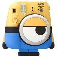 【ポイントが2倍!スーパーポイントDAY 09/25(月)09:59まで】FUJIFILM インスタントカメラ チェキ instax mini8 「ミニオン」 INS MINI 8 MINION