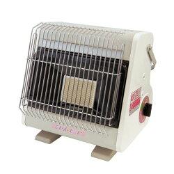NITINEN(ニチネン)カセットボンベ式ガスヒーターミセスヒート(屋内専用)KH-012