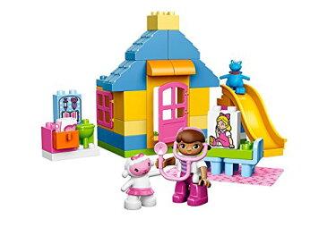 レゴ (LEGO) デュプロ ドックはおもちゃドクター うらにわのびょういん 10606