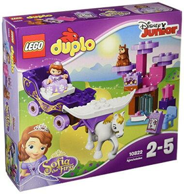 """ちいさなプリンセス ソフィア""""まほうの馬車のレゴ"""