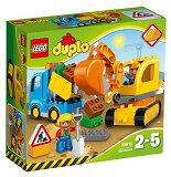 レゴ (LEGO) デュプロ デュプロRのまちトラックとショベルカー 10812 by レゴ (LEGO) [並行輸入品]