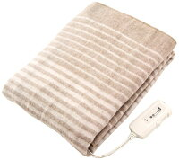 【ママ割】ポイント5倍(対象ショップ限定エントリー必要)コイズミ 電気毛布 水洗いOK 130×80cm KDS-4061(敷タイプ130×80cm)
