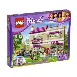 Lego レゴ フレンズ ラブリーハウス 3315