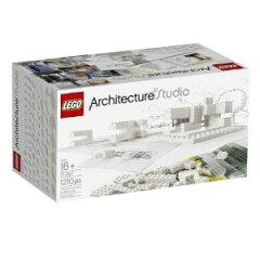 スマホから購入でポイント2倍!9/12 (日)22:59まで送料無料 LEGO 21050 Architecture Studio レ...