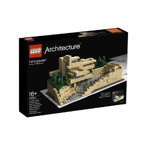 Lego レゴ アーキテクチャー カウフマンズ邸・落水荘 21005【03P01Mar15】