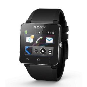 送料無料 SONY ソニー Smart Watch 2 SW2 スマートウォッチ 本体 ブラック シリコン 並行輸入品