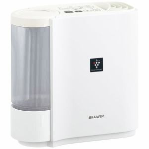 シャープ HV-J30-W 気化式加湿器(木造5畳まで/プレハブ洋室8畳まで)  ホワイト系