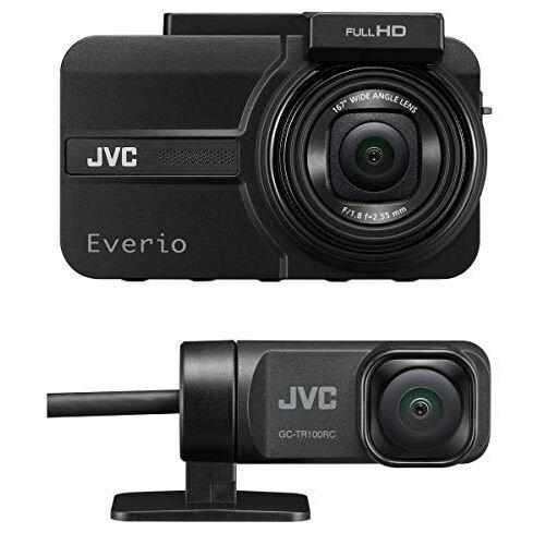 カーナビ・カーエレクトロニクス, ドライブレコーダー 125 3JVC KENWOOD GC-TR100-B 2 Everio GPS WDR microSDHC