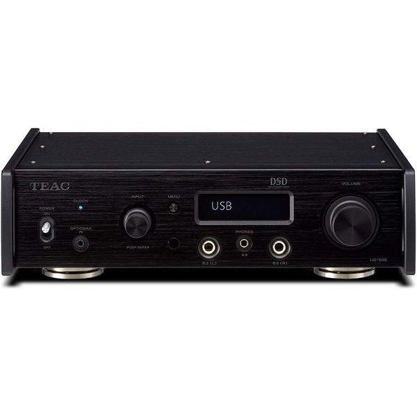 アンプ, ヘッドホンアンプ 92920:0093023:59 3UD-505-B USB DAC TEAC UD505B