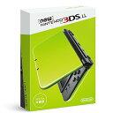 【最大1200円OFFクーポン配布中】Nintendo 3DS NEW ニンテンドー 本体 LL ライム/ブラック