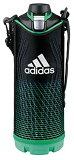 【キャッシュレス5%還元対象】タイガー 水筒 1.2L 直飲み アディダス グリーン ポーチ付き スポーツ ボトル MME-D12X-G Tiger Adidas