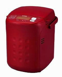 TIGER ホームベーカリー 「やきたて」 土鍋焼き レッド 1斤タイプ KBC-A100-R