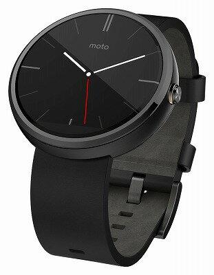モトローラ Moto 360 Watch スマートウォッチ Android Wear ウェアラブル ストーン レ...