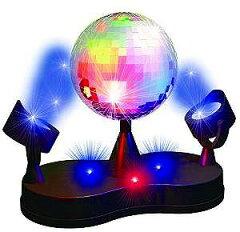 【1万円以上購入で送料無料】ツインライトミラーボール CLV-505