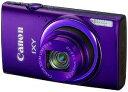 Canon デジタルカメラ IXY 630 光学12倍ズーム パープル IXY630(PR)【送料無料】