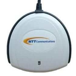 接触型ICカードリーダー・ライターe-TaxWin&Mac対応SCR3310-NTTComNTTコミュニケーションズ