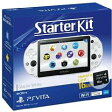 PlayStation Vita Starter Kit グレイシャー・ホワイト