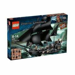 送料無料 レゴ パイレーツ・オブ・カリビアン ブラックパール号 4184 LEGO 並行輸入品 国内版と...