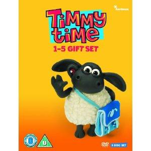 こひつじのティミー コンプリートBOX 全42話[DVD] 輸入盤