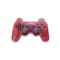 送料無料 Sony DualShock 3 Wireless Controller Crimson Red - デュアルショック 3 ワイ...