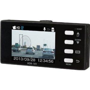 コムテック(COMTEC)ドライブレコーダー HDR-101