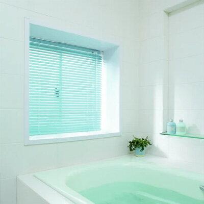 【送料無料】立川機工ヨコ型ブラインド標準カラーFIRSTAGE浴室タイプ