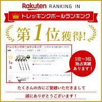 【SGマーク取得】トレッキングポール アルミ製 軽量220g/最少56.5cm 2本セット アンチショック機能付 登山杖