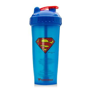 レアなプロテインシェーカー スーパーマン ブルー 800ml プロテインシェーカー ワークアウトドリンクに! 筋トレ ウェイトトレーニング ボディビル フィジーク ボディメイク パーソナルトレーニング 筋肉 ベンチプレス スクワット デッドリフト チンニング