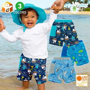 680eb24d486 ベビー 水着 男の子 水遊び トランクス アイプレイ オムツ機能付き スイムパンツ iplay 水着 子供 こども