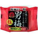 【ノーベル製菓】200円 男梅粒14g(6個入)
