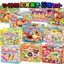 【作る知育菓子】【クラシエ】お菓子を作ろう!知育菓子10種類