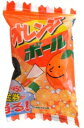 【駄菓子】10円 オレンジボールラムネ(100個+当たり交換分)