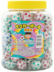 【駄菓子】10円 サッカーボールチョコ(100個入)