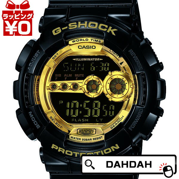 腕時計, メンズ腕時計 400OFF GD-100GB-1JF CASIO G-SHOCK