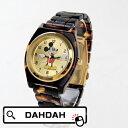 【クーポンで10%OFF+エントリーで11倍】正規品 TOR-MCK-01GD Disny ディズニー MICKEY TORTOISE TYPE WATCH キッズ用腕時計 送料無料 ブランド