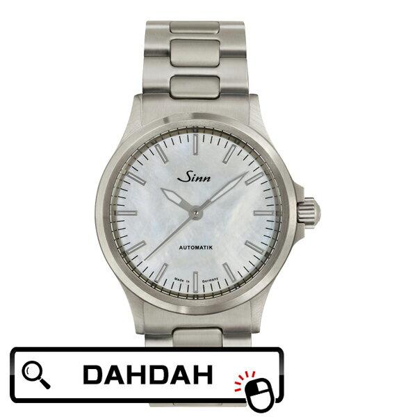 腕時計, メンズ腕時計 10OFFSinn 556.I.Perlmutt.W 556.I.PM.W