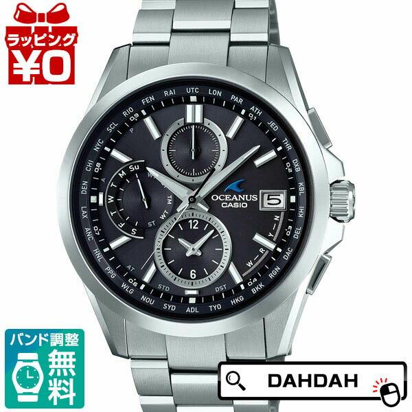 腕時計, メンズ腕時計  OCW-T2600-1A2JF OCEANUS CASIO